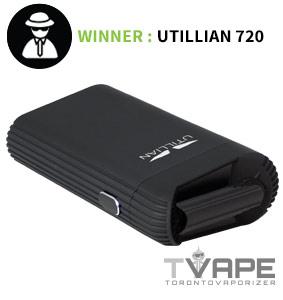 Utillian 721 laying on side