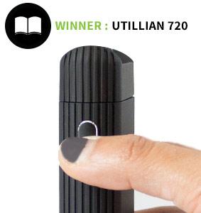 Utillian 721 power button