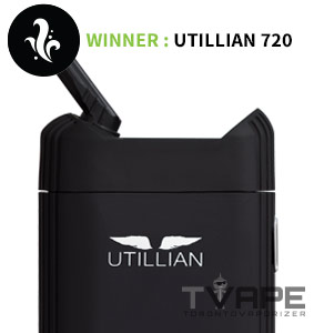 Utillian 721 with mouthpiece up