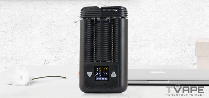 Mighty Vaporizer with engines