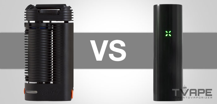 Pax 3 vs Crafty Vaporizer - Star Studded Street Fight | TVape Blog