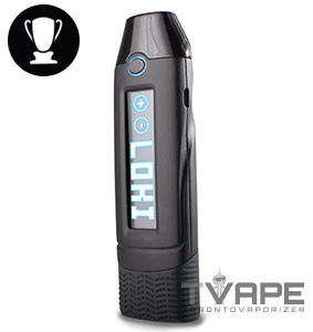 Loki Touch Vaporizer Review – A sight for Thor eyes? | TVape