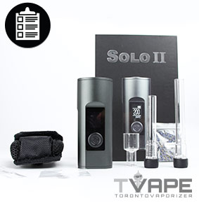 Arizer Solo 2 Final Thoughts