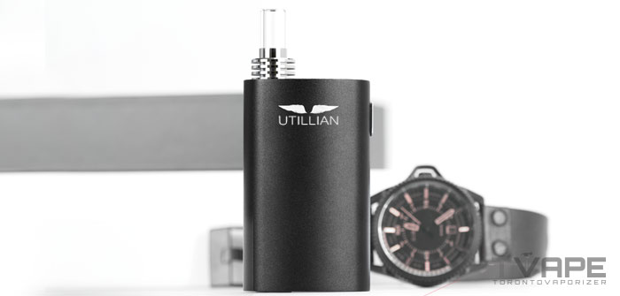 Utillian 420 Vaporizer Review TVape Blog