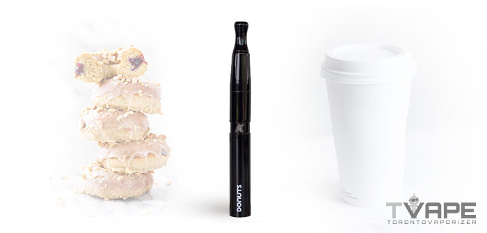 Kandypens Donuts Wax Pen Review TVape Blog