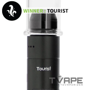 Dr Dabber Boost vs Focusvape Tourist Vapor Quality