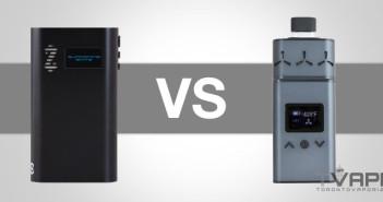 Zeus Smite Plus vs Airvape XS