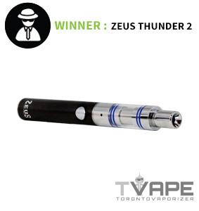 Thunder 2 wax pen lying down