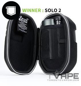 Arizer Solo vs Arizer Solo 2 Portability