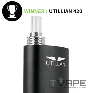 Utillian 420 side shot