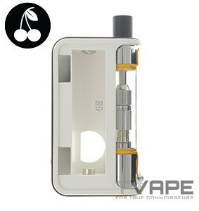 Aspire Plato with Chamber Exposed