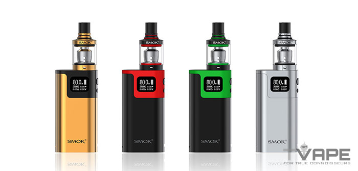 SMOK G80 Available Colors