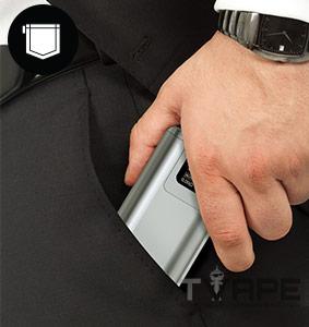SMOK G80 in a pocket