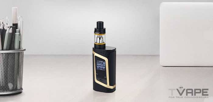 SMOK Alien Review TVape Blog