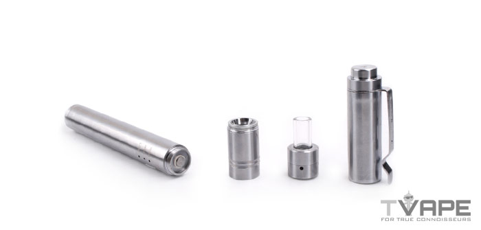 XVape Muse deconstructed