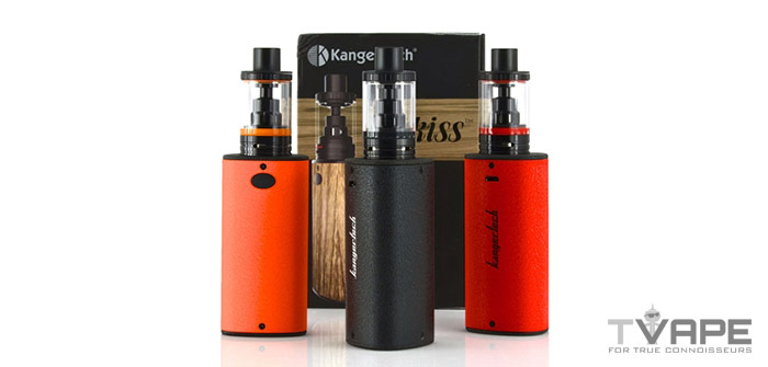 Kanger K-Kiss available colors