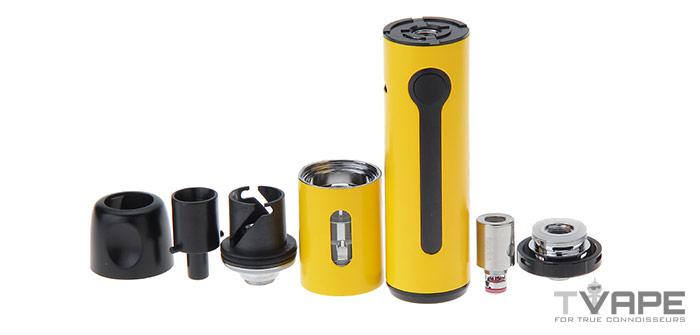 Kanger K-PIN Vape Kit Review - King Pin | TVape Blog