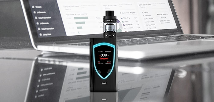 SMOK Procolor 225W Kit Review - Better than the Alien?