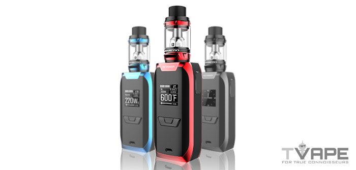 Vaporesso Revenger color selection