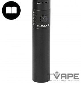X Max V2 Pro Power Button