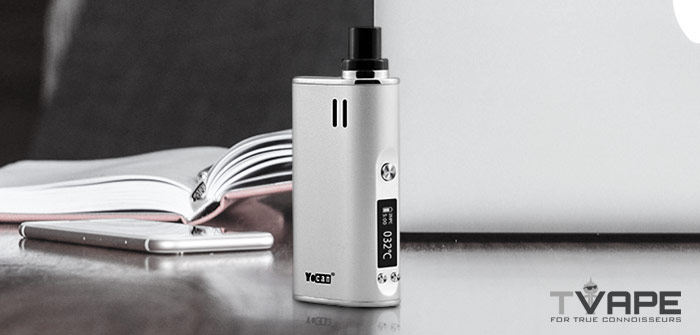 Yocan Explore 2-in-1 Vaporizer Review - Magellan | TVape Blog