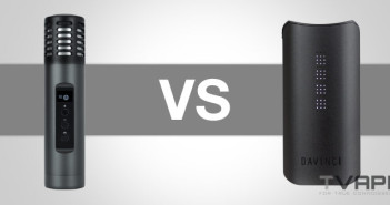 Arizer Air 2 vs DaVinci IQ