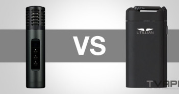 Arizer Air 2 vs Utillian 721