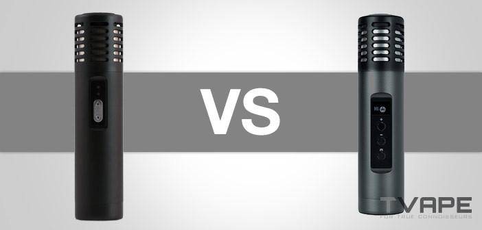 Arizer Air vs Arizer Air 2