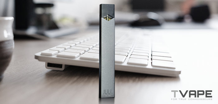 JUUL E-Cig Review - The Crown Juuls | TVape Blog