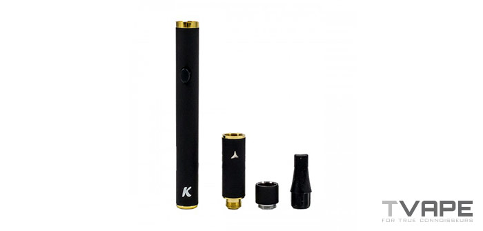 Kandypens Slim Oil Vaporizer Review - Slim Fast | TVape Blog