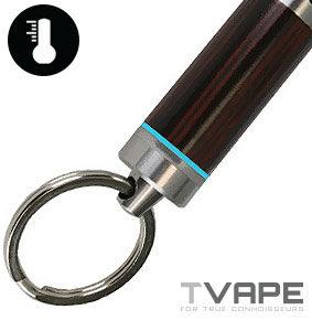 AirVape OM temp light