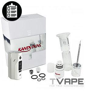 KandyPens ICON Kit full kit