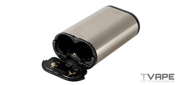 E-Leaf Invoke battery bay