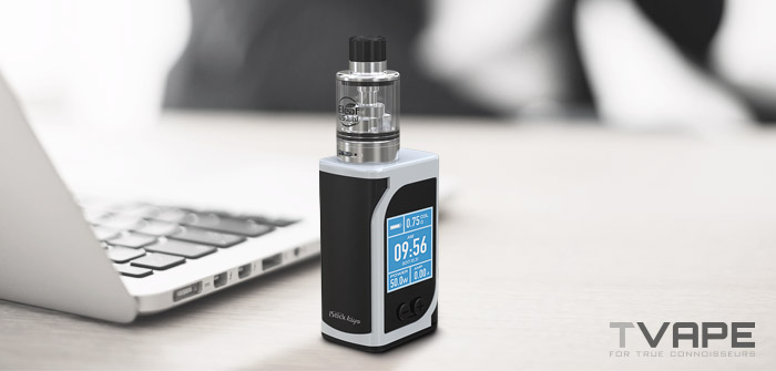 iStick Kiya Vape review