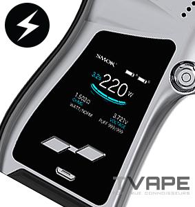 Smok Mag Display