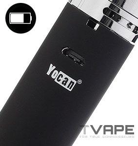 Yocan Evolve Plus XL USB Slot