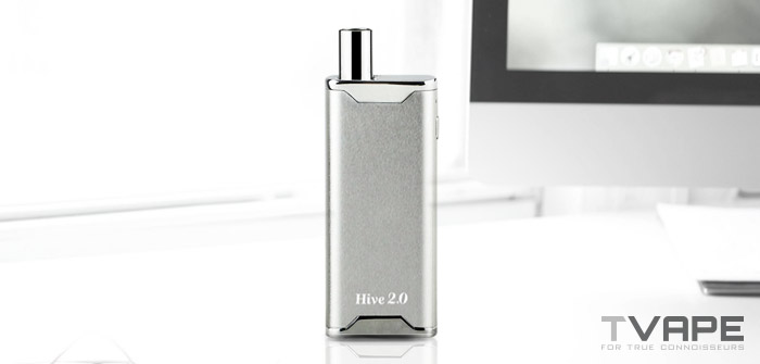 Yocan Hive 2 0 Concentrate Vaporizer Review - Buzzin | TVape