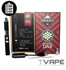 Grizzly Honey Dab Pen Kit