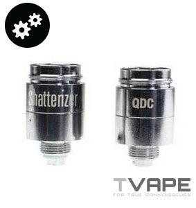 Shatterizer Concentrate Vaporizer coils
