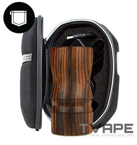 Ed's TNT Woodscent with armor case