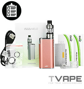 iStick Melo full kit
