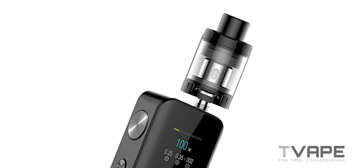Kanger Vola tank detached
