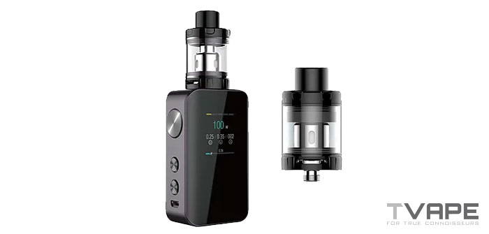 Kanger Vola tank and full body