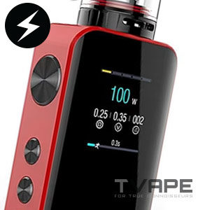 Kanger Vola power button