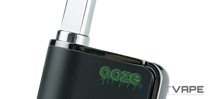 Ooze Duplex body black