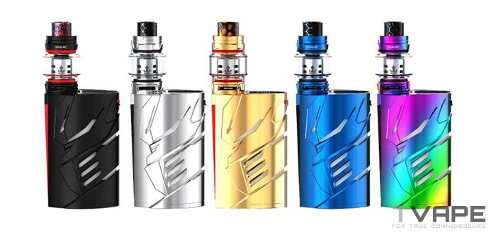 Smok T Priv 3 colors