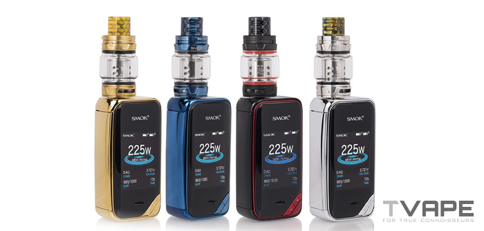 Smok X Priv colors