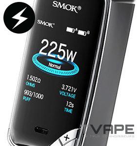 Smok X Priv power control