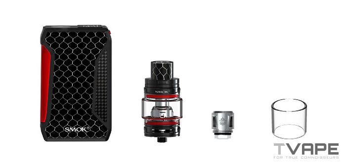 Smok H-Priv 2 parts