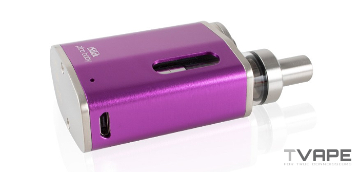 Eleaf iStick Pico Baby back side